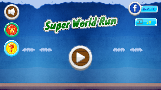Super World Run & Adventures - náhled