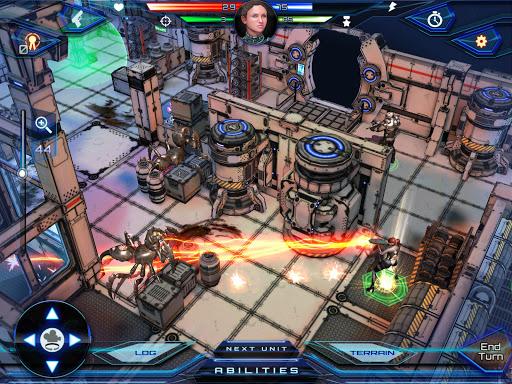 Strike Team Hydra Žaidimai Android screenshot
