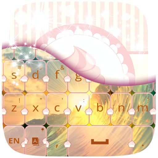 纸杯蛋糕键盘 生活 App LOGO-APP試玩