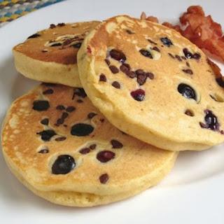 Gluten-Free Multigrain Pancakes.