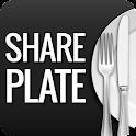 Shareplate icon