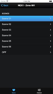 NEX-Mobile - náhled