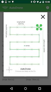 AutoDrone - náhled