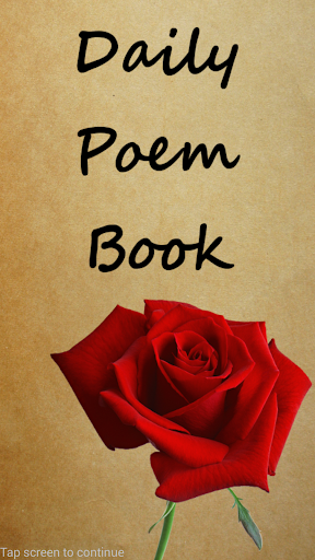 Daily Poem Book