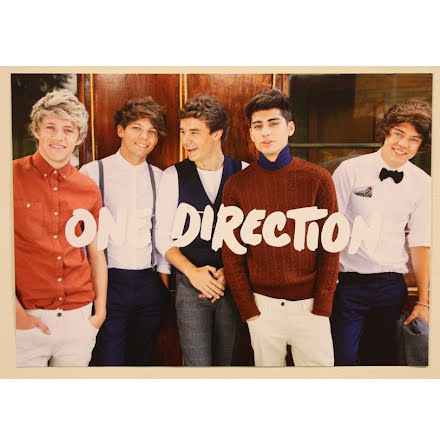 One Direction - Poster