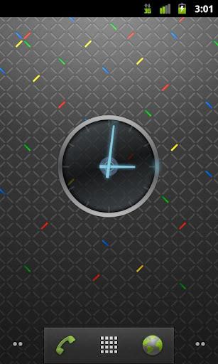 Ice Cream Sandwich Clock screenshot 1