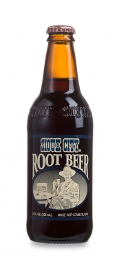 Logo for Sioux City Rootbeer