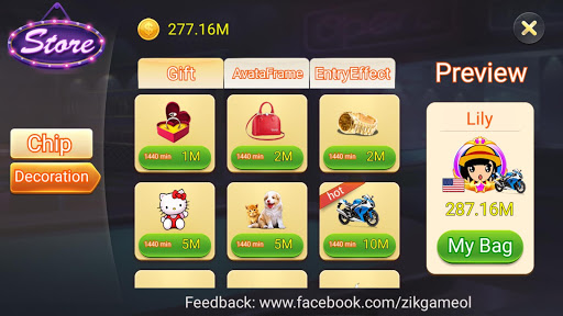 Gaple  Domino Online Zik Games QiuQiu/99/Slot 2020 4.7.4 screenshots 7