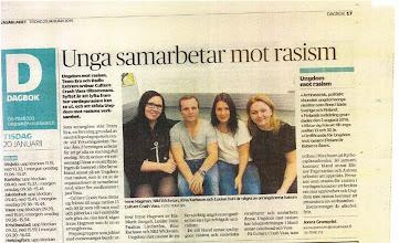 Photo: UMR och Team Era ordnade en ungdomskonsert i Mirahuset för att understöda jämlikhet och öppenhet.  NRV ja Team Era järjestivät Miratalossa nuorisokonsertin tukeakseen tasa-arvoa ja avoimuutta.  http://www.umrfinland.fi/