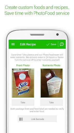 Calorie Counter - MyNetDiary 6.6.3 screenshots 4