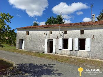 maison à Semoussac (17)