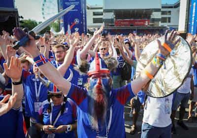 L'Islande et la Finlande ont entamé leur route vers l'Euro 2021