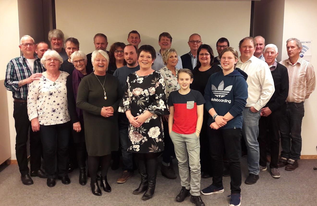 Kommunestyret i Lindesnes kommune