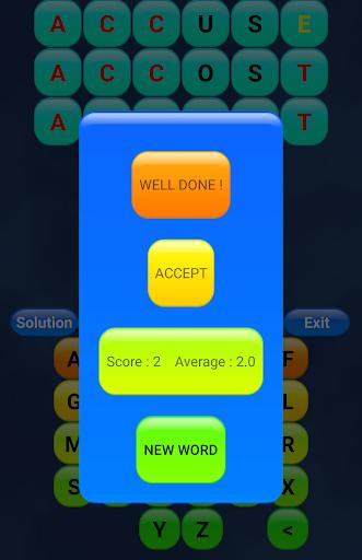 玩免費益智APP|下載Find The Word ( MOTIX ) app不用錢|硬是要APP