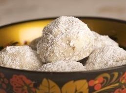 Pecan Butter Balls Recipe
