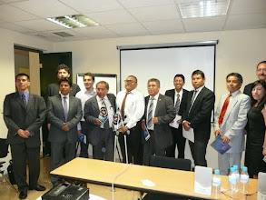 Photo: I Congreso Europeo Ingenieros Peruanos. en Madrid. Junio 2011 - Mes de la Ingeniería Peruana.