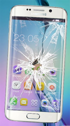 Download Real Cracked Screen Prank Theme For Samsung S6 On Pc Mac With Appkiwi Apk Downloader