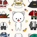 Pet doll icon