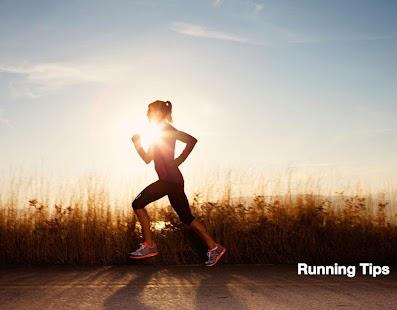 Running Tips - náhled