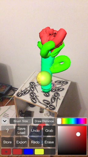 Paint Draw AR 1.0 Screenshots 4