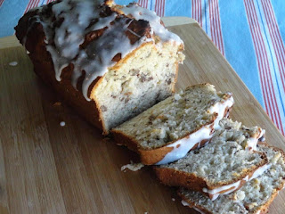 Yummy Banana Nut Bread Recipe