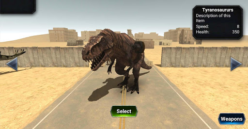 Battle Dinosaur Clash  trampa 1