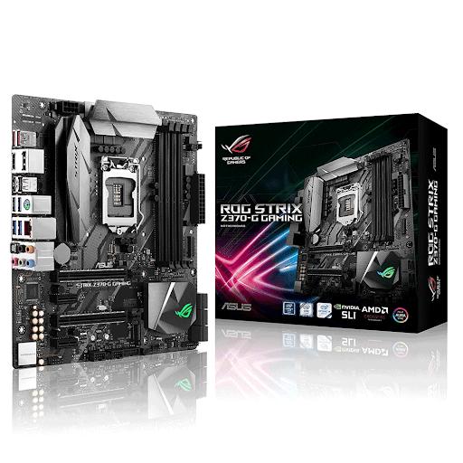 Bo mạch chính/ Mainboard Asus Rog Strix Z370-G Gaming
