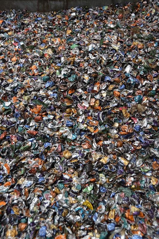 CIRCULAIRE ECONOMIE - Nespresso recycleert capsules in Nederlandse verwerkingssite van Remondis