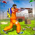 Prison Escape-US Police Battleground icon