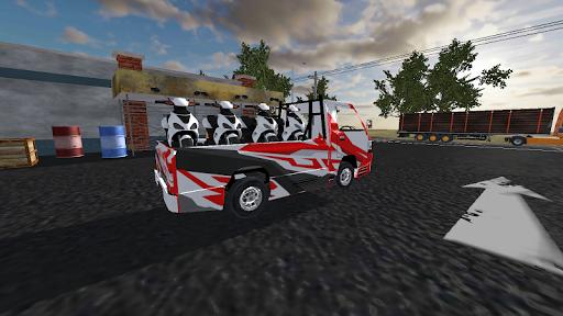 IDBS Pickup Simulator screenshot 1