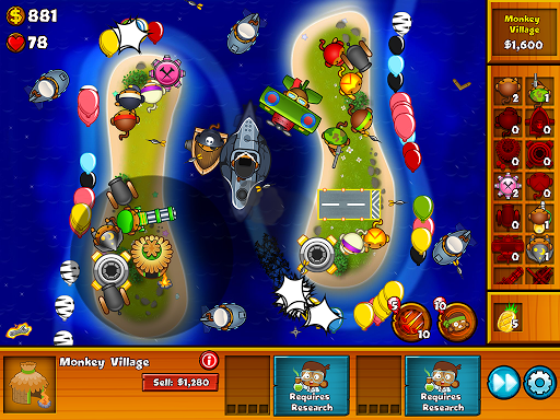 Bloons Monkey City 1.12.1 screenshots 12