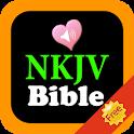 NKJV Holy Bible Offline Audio icon