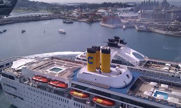 Photo: Cruise Ships Singapore