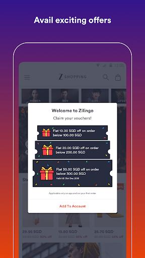 Zilingo Shopping 2.2.1 screenshots 4