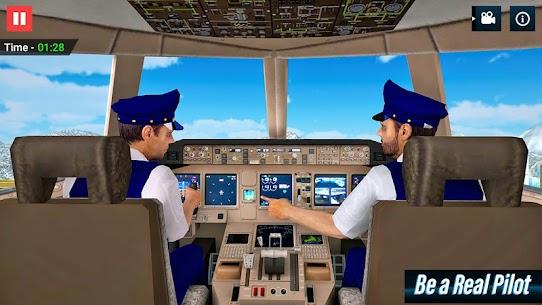 Flight Simulator 2019 – Free Flying 2.6 Mod APK (Unlock All) 1