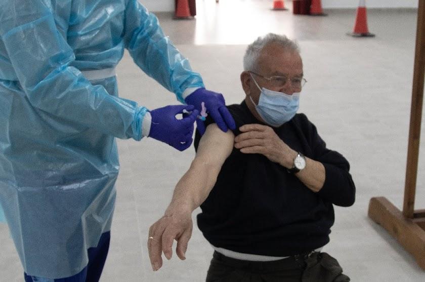 Vacunación contra la Covid-19 en Albox