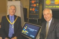 Photo: Photographic Credit Bath News & Media. Bath and North East Somerset Council welcomed a delegation which included industry leaders and academics to the 6th Annual Science Cities Summit held at the Assembly Rooms in Bath.