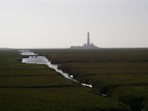 Photo: Westerhever Leuchtturm
