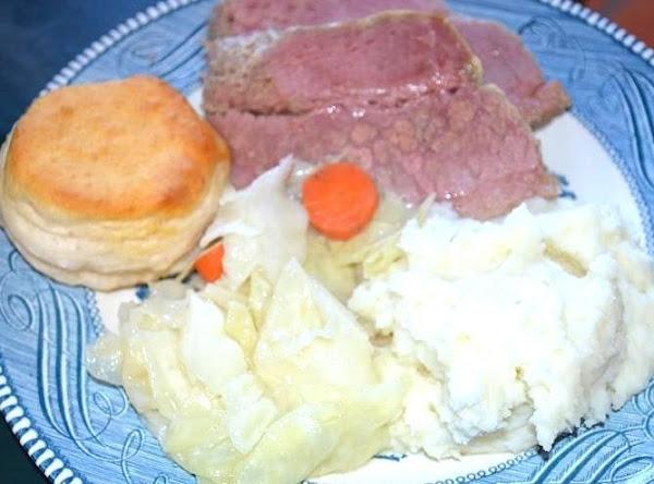 Corned Beef & Cabbage Dinner Recipe