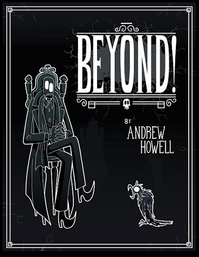 Beyond! cover