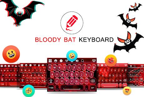 Bloody Bat Keyboard - náhled