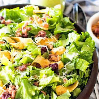 Lettuce Frito Salad.