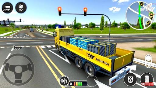 Télécharger Indien Montagne cargaison un camion simulateur mod apk screenshots 5