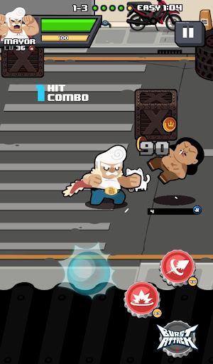 Brawl Quest - Offline Beat Em Up Action 4.6.26 screenshots 12