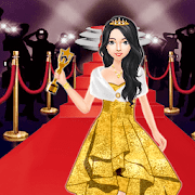 Top Model Actress Dress Up - Fashion Salon