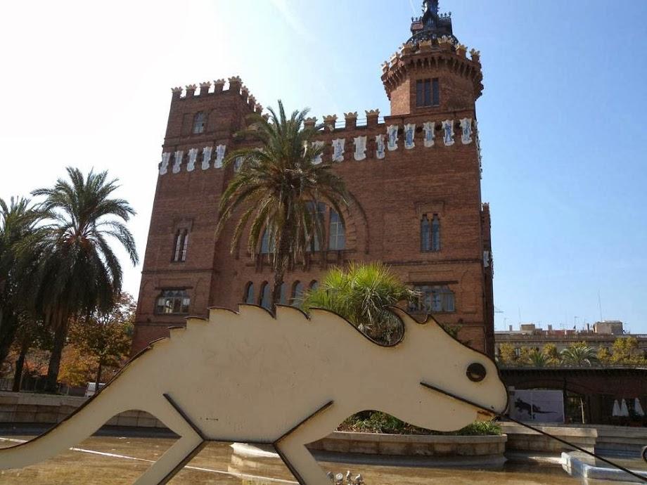 Foto Museu de Ciències Naturals de Barcelona | Museu Blau 3