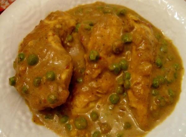 Curried Chicken, My Way Recipe