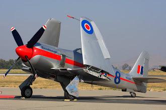 Photo: Hawker Sea Fury T Mk.20 upravený pro závody