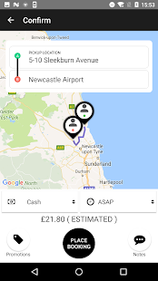 Phoenix Taxis- screenshot thumbnail