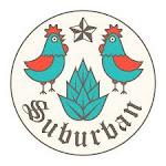 Logo for Suburban Brewing Company